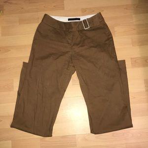 Light Brown Pants